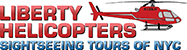 Liberty Helicopter logo
