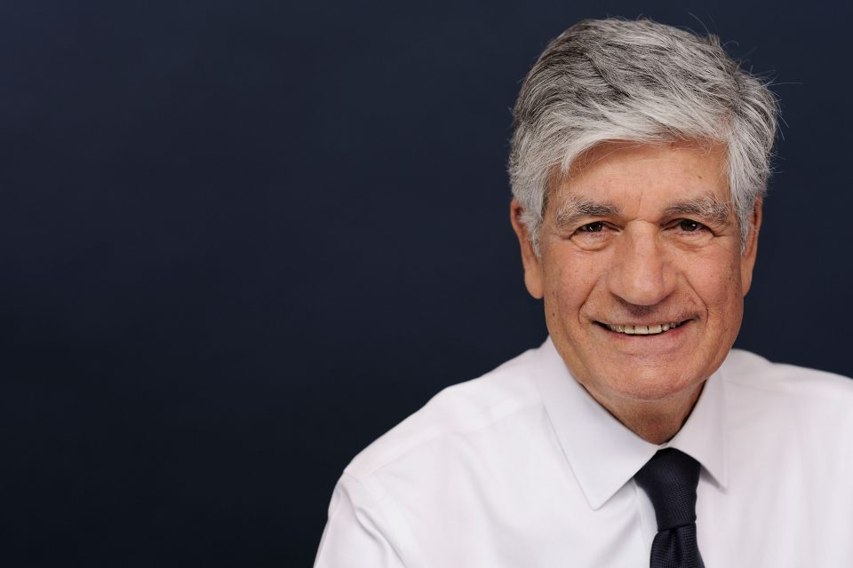 Maurice Lévy, Chairman of the Supervisory Board of Publicis Groupe