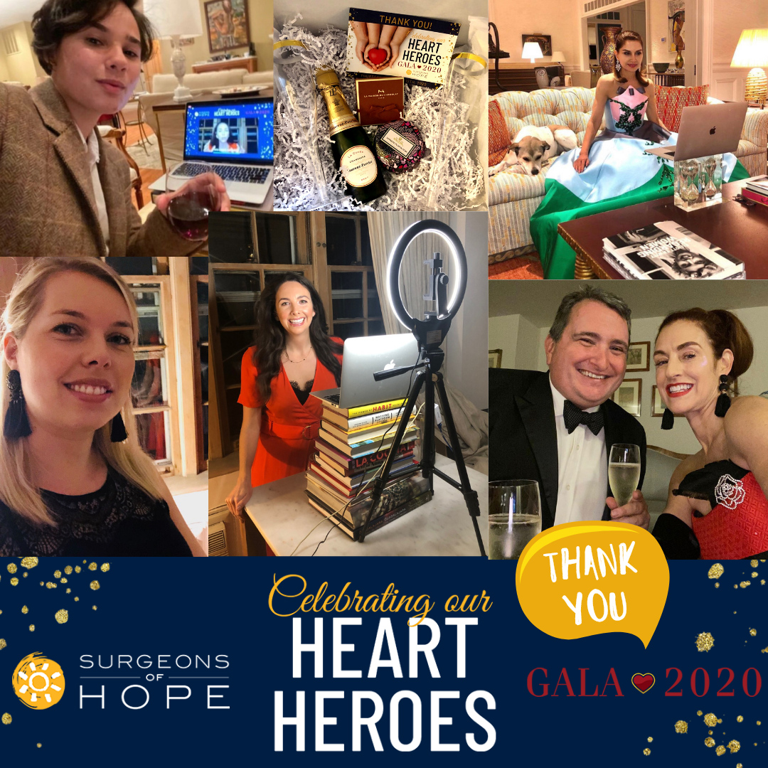 Surgeons of Hope Exceeds Goals for 8th Annual Gala!